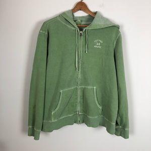 Old navy XXL full zip hoodie terry 0574